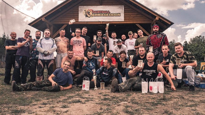 Drugi turniej Leśnych Mistrzostw Polski