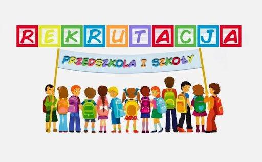 Harmonogram czynności w postępowaniu rekrutacyjnym do szkoły i przedszkola