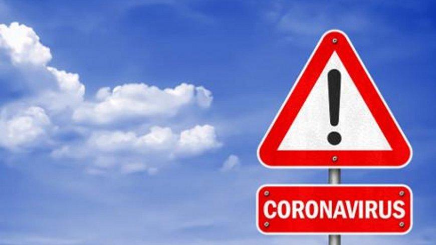 Koronawirus - znak graficzny